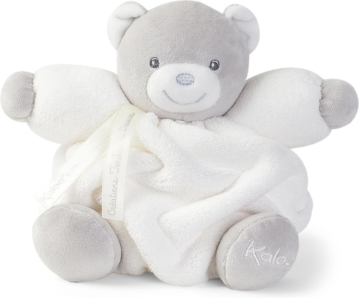 Kaloo Мягкая игрушка Мишка цвет кремовый 18 см
