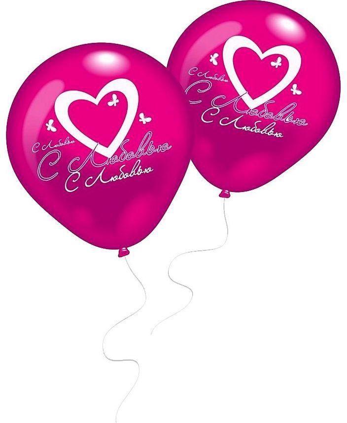 цена на Everts Набор воздушных шариков С любовью 10 шт