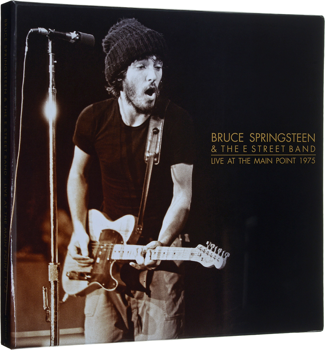 Брюс Спрингстин Bruce Springsteen. Live At The Main Point 1975 (4 LP) bruce foxton live at the camden palace