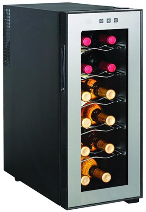 Холодильный шкаф витринного типа GASTRORAG JC-33C, Black GASTRORAG