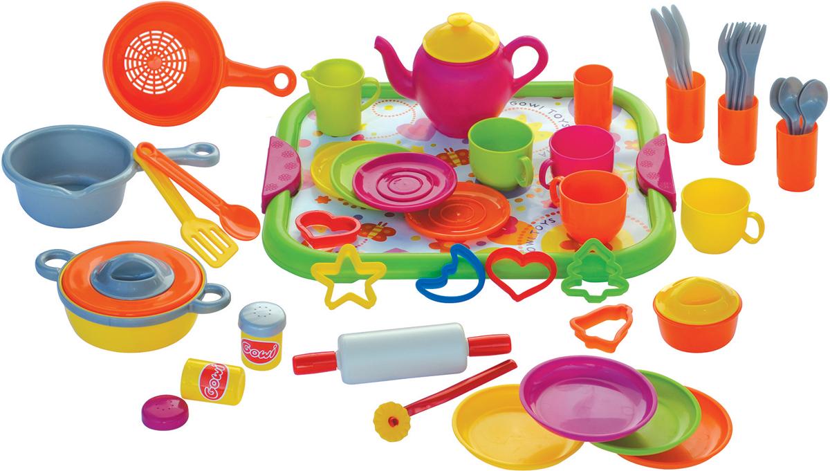 Gowi Игровой набор Большой детский кулинарный набор №1