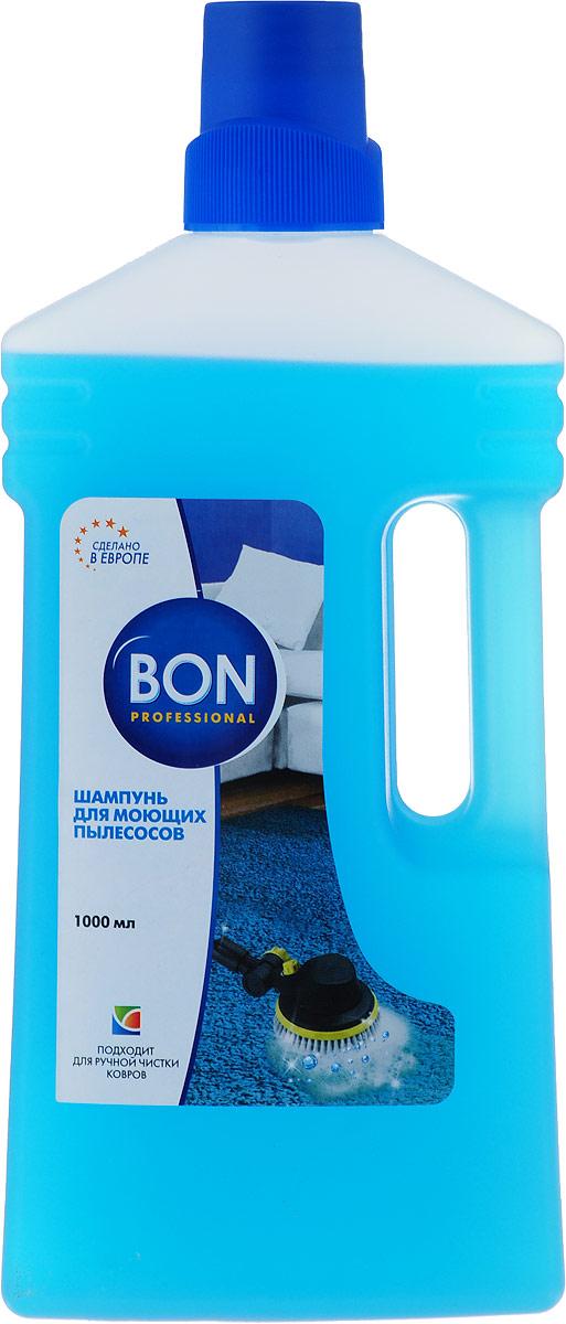 Шампунь для ковров Bon, 1 л шампунь для чистки ковров yplon 1 л