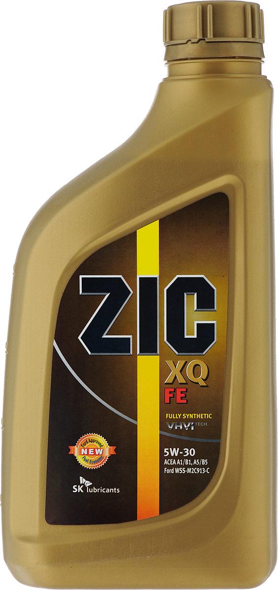 Масло моторное ZIC X9 FE 5w30 / XQ FE 5w30 , синтетическое, класс вязкости 5W-30, 1 л. 132615