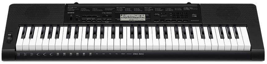 Casio CTK-3500, Black цифровой синтезатор casio wk 6600 black цифровой синтезатор