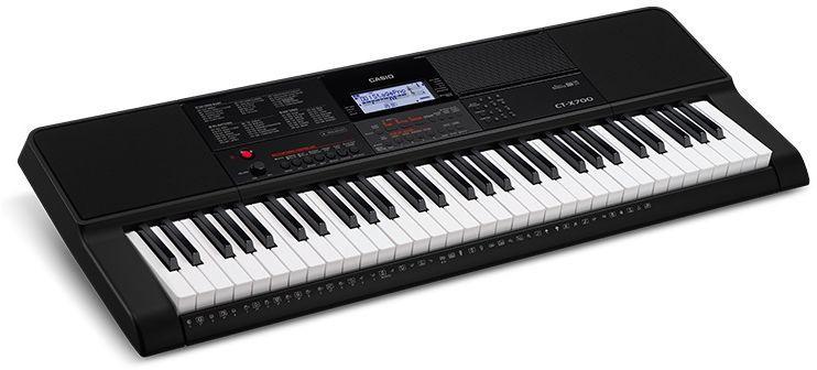 Casio CT-X700, Black цифровой синтезатор цена и фото