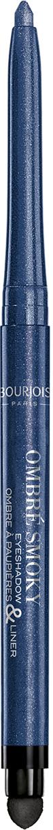 Bourjois Подводка-тени для век Ombre Smoky Eyeshadow&Liner, тон №4
