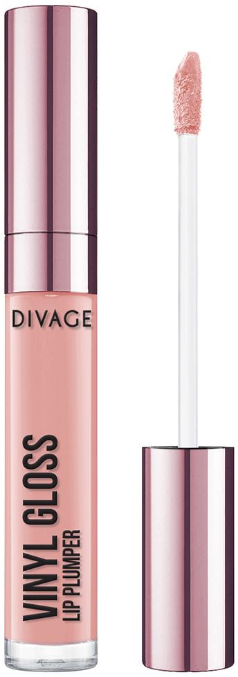 Divage Блеск для губ Vinyl Gloss, тон №32057019133Блеск для губ «VINYL GLOSS» обладает ультра-глянцевой лёгкой текстурой и придаёт губам нежный полупрозрачный цвет. Блеск дарит губам чувственный влажный блеск и объем. Легко наносится и распределяется по губам, выравнивая рельеф. Витамин С, содержащийся в составе, защищает нежную кожу губ от действия УФ-излучения, повышает эластичность и упругость кожи. Манящие ароматы блеска наполнят губы душистой сладостью. Укрась свою улыбку нежностью и загадочностью, используя блеск VINYL GLOSS! Рекомендуем!