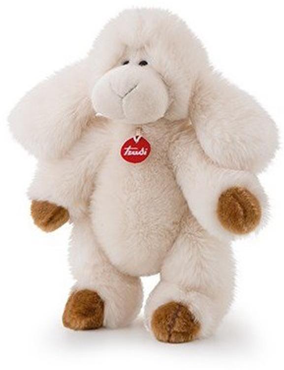 Trudi Мягкая игрушка Овечка Перла 38 см trudi овечка