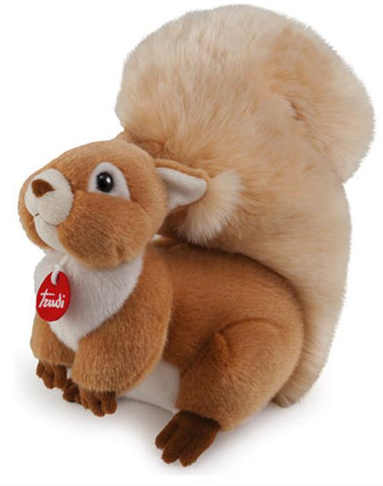 Trudi Мягкая игрушка Белочка Джинджер 24 см мягкая игрушка trudi белочка