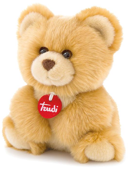 Trudi Мягкая игрушка Медвежонок-пушистик 24 см