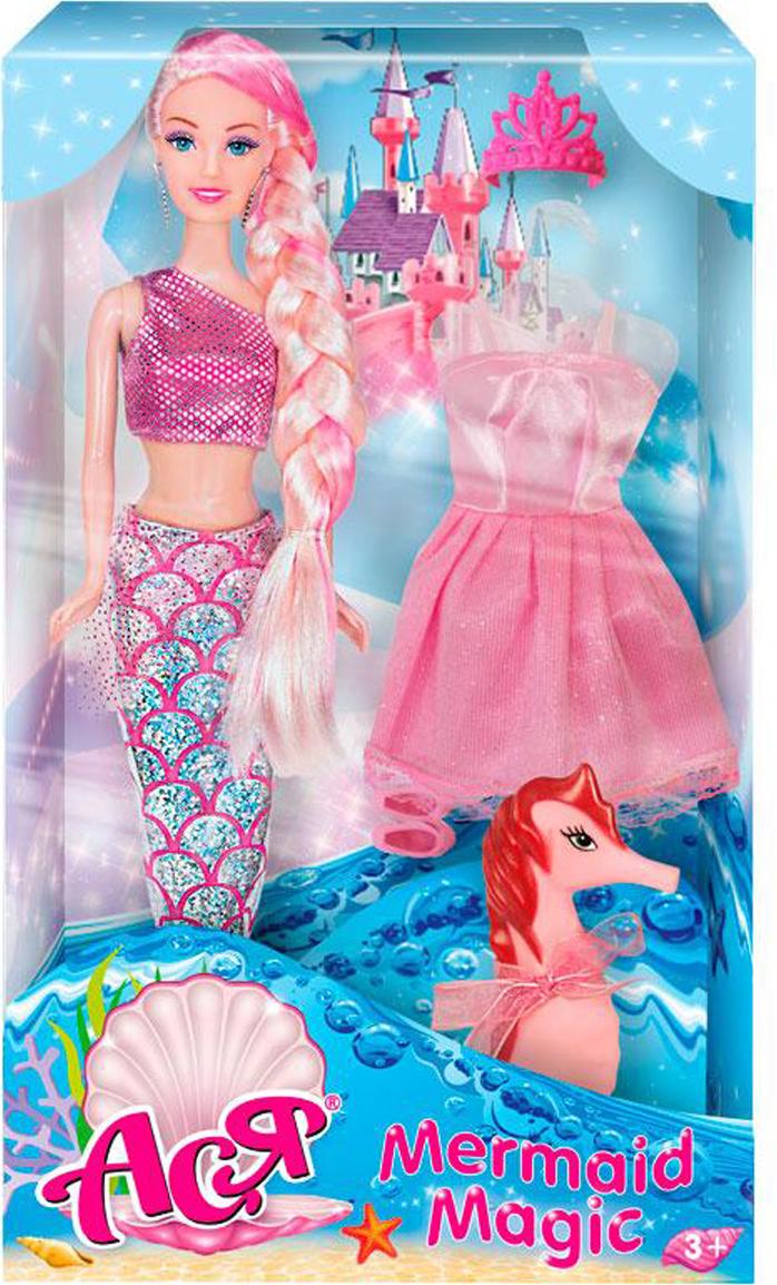 ToysLab Ася Игровой набор с куклой Волшебная Русалочка 28 см 35071