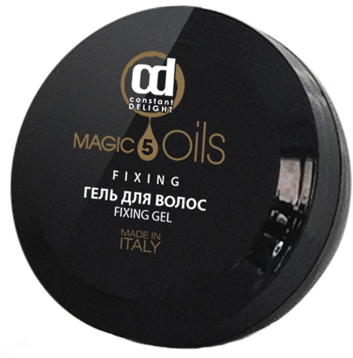 """Constant Delight Гель для волос сильной фиксации """"5 Magic Oils"""", 100 мл"""