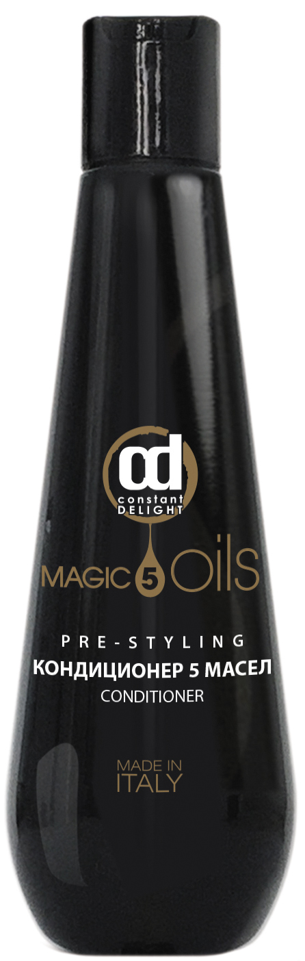 "Constant Delight Кондиционер для волос ""5 Magic Oils"", 250 мл"
