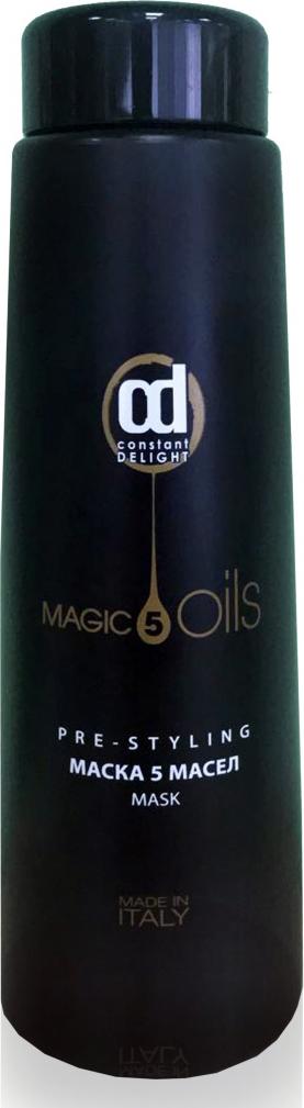 """Constant Delight Маска для волос """"5 Magic Oils"""", 1000 мл"""