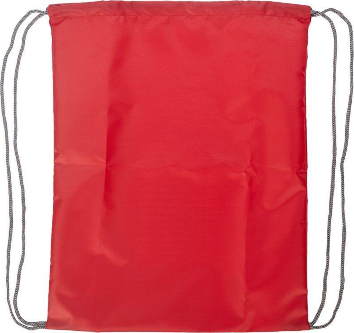 №1 School Мешок для сменной обуви цвет красный