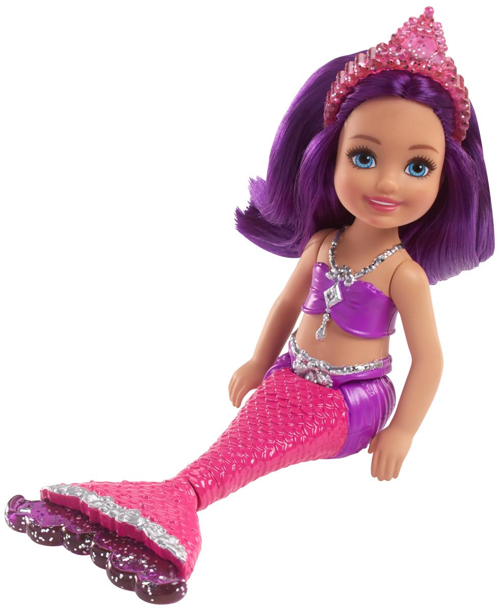 Barbie Мини-кукла Маленькие русалочки FKN06 barbie мини кукла маленькие русалочки fkn04