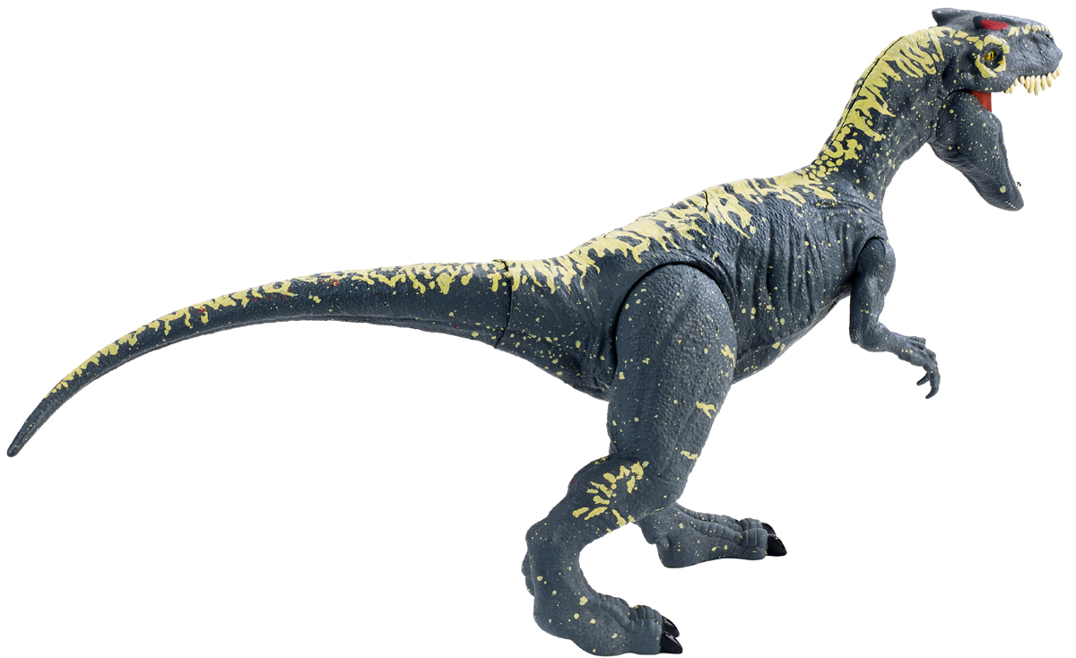Jurassic World Фигурка функциональная Allosaurus