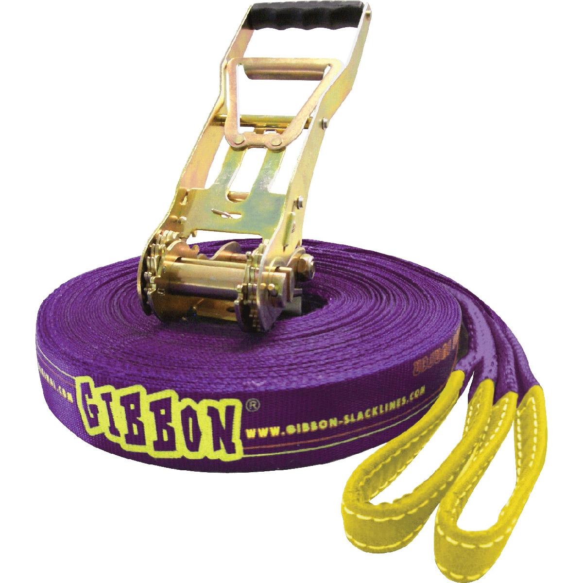 Слэклайн Gibbon Surfer Line, 300 х 5 х 0,4 см защита трещотки gibbon rat pad 29 х 12 5 х 1 см