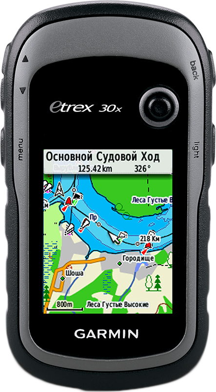 Garmin eTrex 30x навигатор