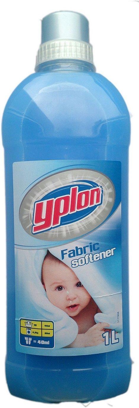 Ополаскиватель для белья Yplon Fabric Softener Blue, 1 л цена