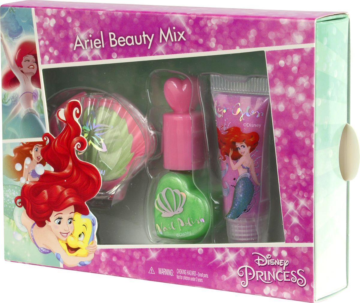 Markwins Игровой набор детской декоративной косметики Princess 9704651 набор декоративной косметики для ногтей markwins barbie