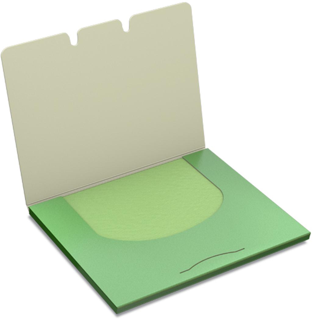Almea Oil-control paperМатирующие салфетки для лица, 80 шт Almea