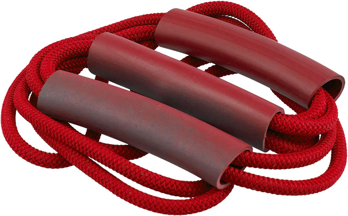 Эспандер PLASTEP 8, двойная резинка, цвет: красный цены