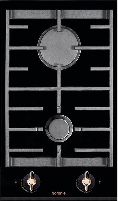 Варочная панель Gorenje, газовая, встраиваемая, GC341UC встраиваемая газовая панель gorenje gt 641 zw белый