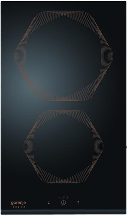 где купить Варочная панель Gorenje IT332INB, 49963353, встраиваемая, электрическая, black дешево