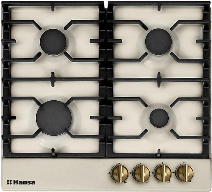 Варочная панель Hansa, газовая, встраиваемая, BHGY61059