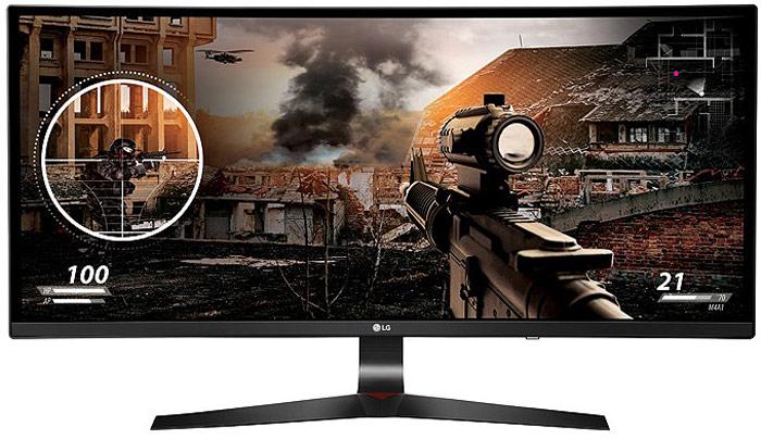 Монитор LG 34UC79G-B, Black монитор 19