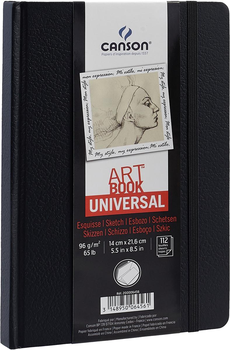 Canson Блокнот для зарисовок Universal 14 х 21,6 см 112 листов