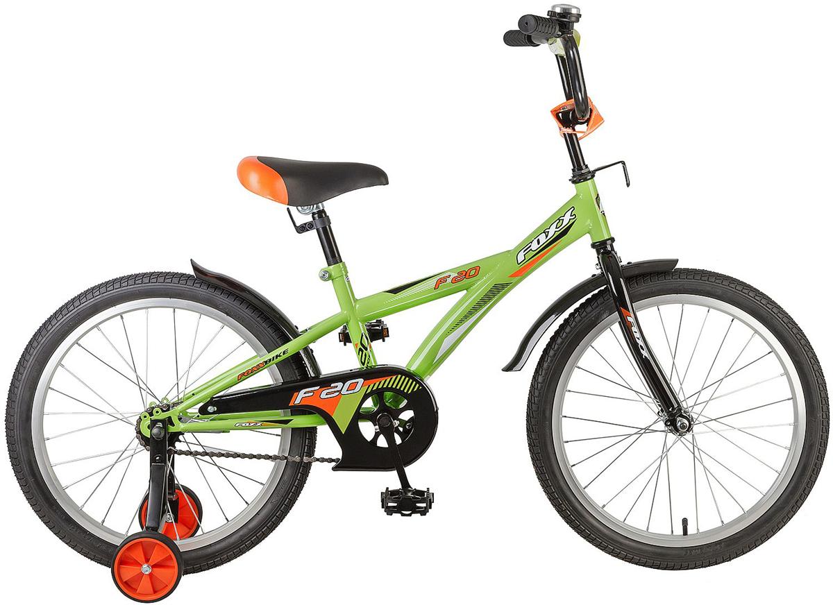 все цены на Велосипед детский FOXX