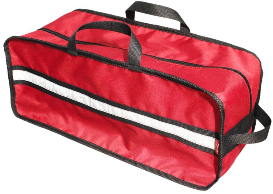 Сумка автомобилиста Tplus, оксфорд 600, цвет: красный, 53 х 21 х 21 см сумка для такелажной оснастки tplus сompact t009399