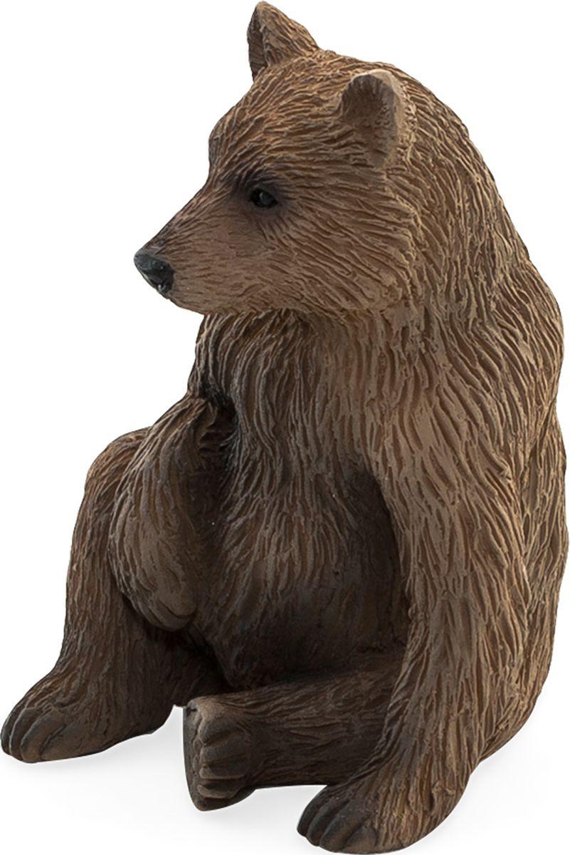 Mojo Фигурка Медведь-гризли детеныш