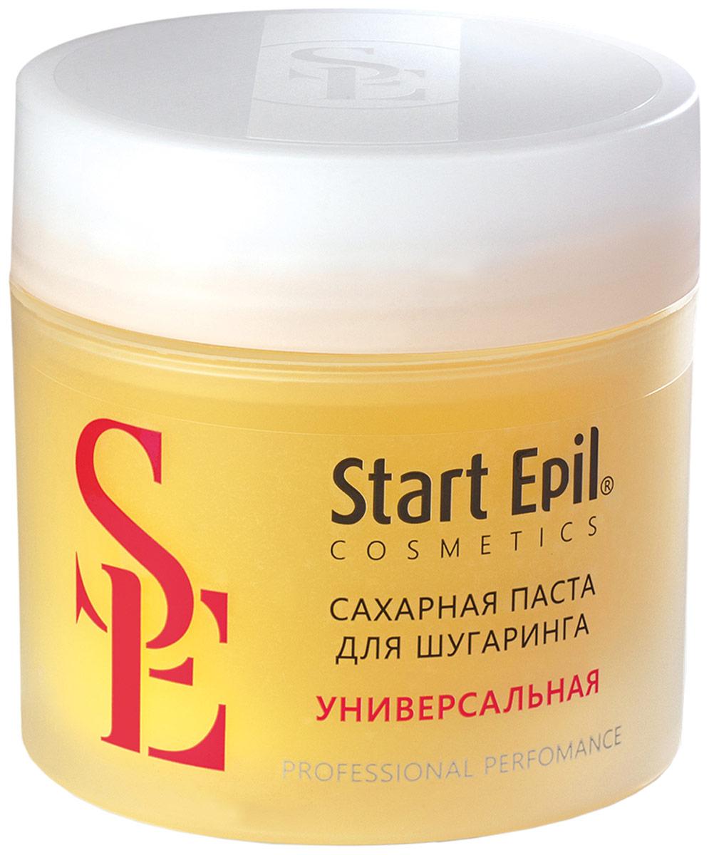 Start Epil Сахарная паста для депиляции Универсальная, 400 г домашний шугаринг start epil паста для депиляции универсальная 400гр 2024