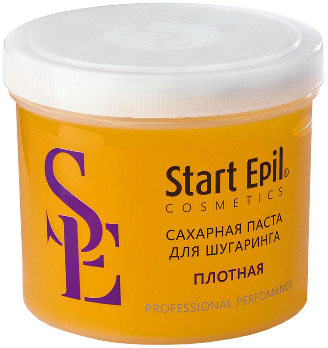 Start Epil Сахарная паста для депиляции Плотная, 750 г