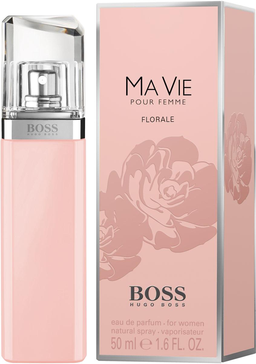 Фото - Hugo Boss Ma Vie Florale 50 мл парфюмерная вода hugo boss ma vie florale 50 мл женская