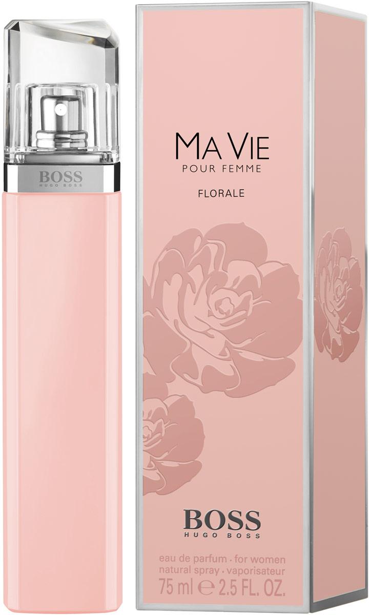 Hugo Boss Ma Vie Florale 75 мл boss ma vie florale 75 мл hugo boss boss ma vie florale 75 мл