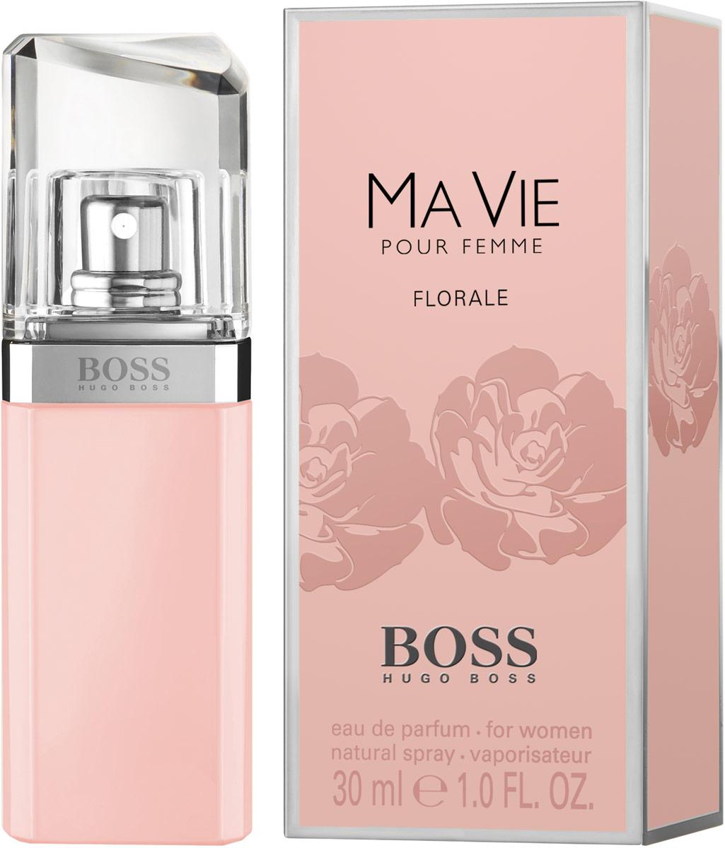 Фото - Hugo Boss Ma Vie Florale 30 мл парфюмерная вода hugo boss ma vie florale 50 мл женская