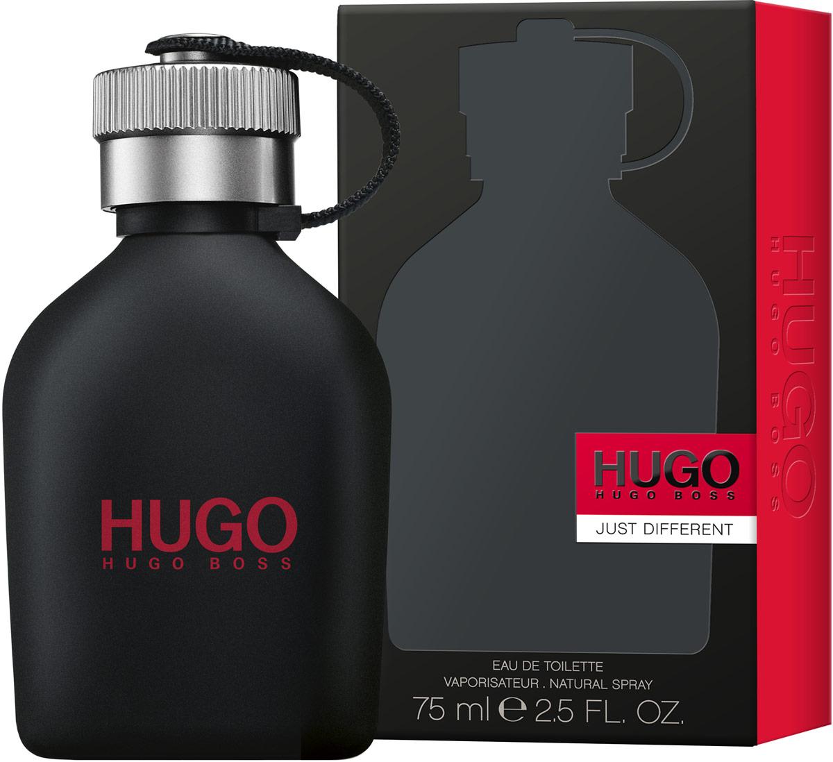 Hugo Boss Just Different Туалетная вода 75 мл