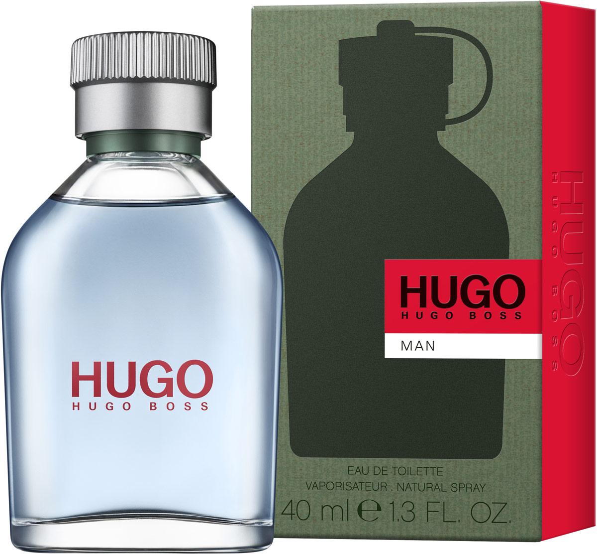 Hugo Boss туалетная вода Hugo Man 40 мл купить в интернет