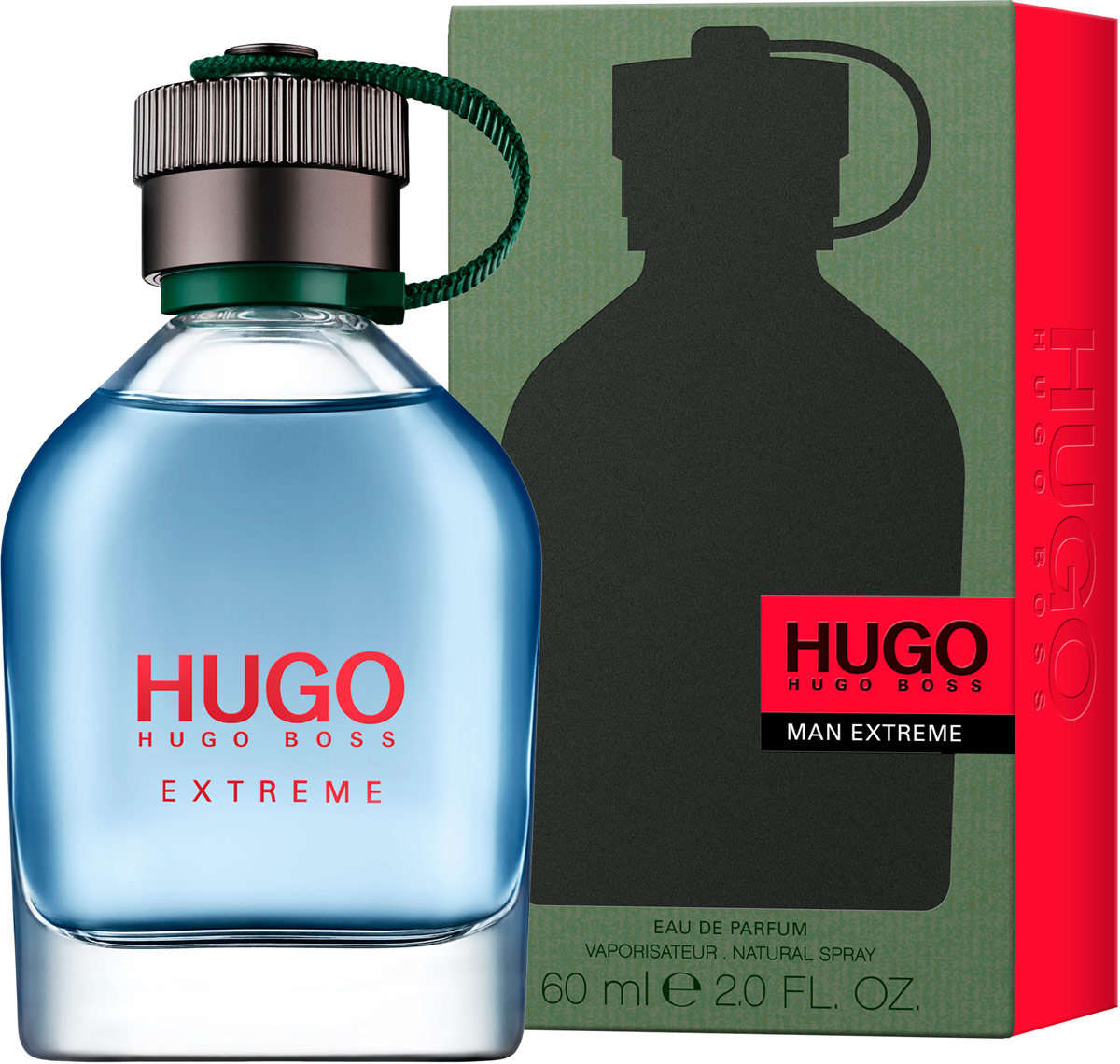 Hugo Boss Man Extreme парфюмерная вода 60 мл купить в интернет