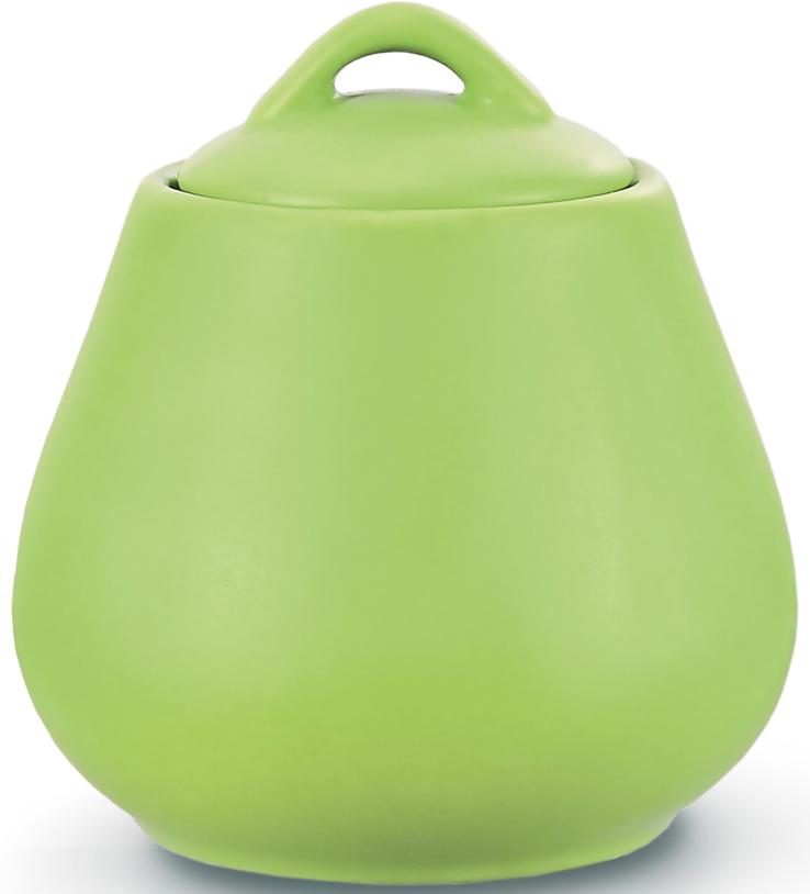 """Сахарница """"Fissman"""", цвет: светло-зеленый, 600 мл. 9330"""