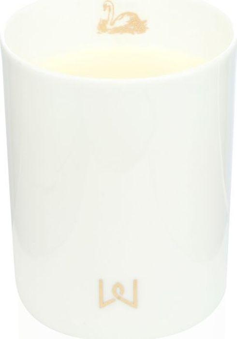 Свеча ароматическая Лебединое озеро, в фарфоре, 8,9 х 8,3 см