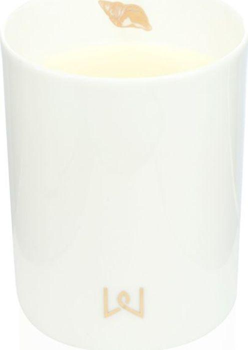 Свеча ароматическая Побережье Британии, в фарфоре, 8,9 х 8,3 см