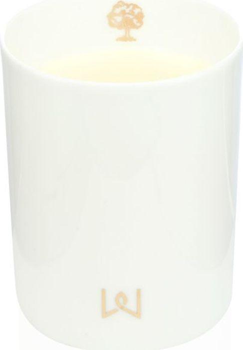 Свеча ароматическая Вековой лес, в фарфоре, 8,9 х 8,3 см