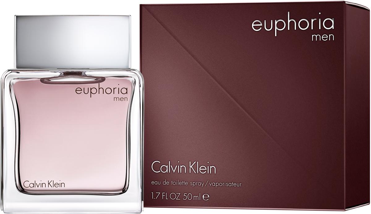 Calvin Klein Euphoria Men туалетная вода 50 мл купить в