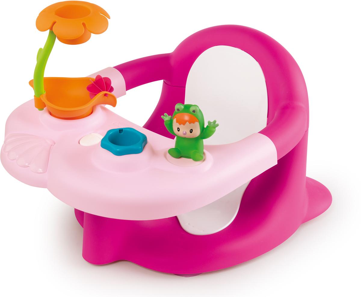 Smoby Стульчик-сидение для ванной Cotoons цвет розовый cotoons стульчик для ванной с 6 мес