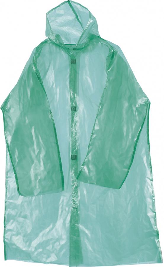 Фото - Плащ-дождевик Palisad, цвет: зеленый. Размер универсальный плащ дождевик barkito для детей